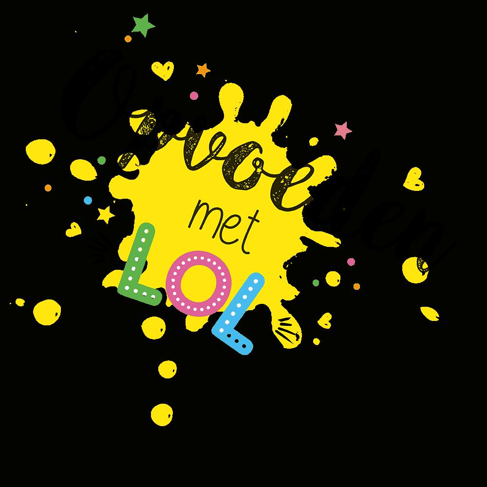 Opvoeden met lol logo_Schuin